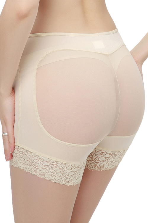 Firm Control Nude Slimmig Push Up Underwear Bottom